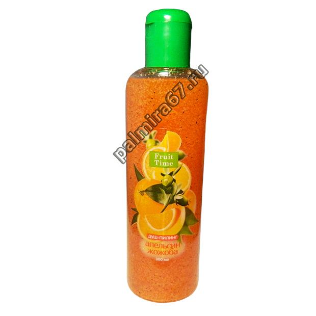 Fruit Time душ-пилинг Апельсин Жожоба